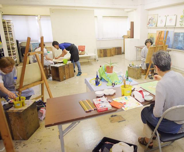 一般絵画教室