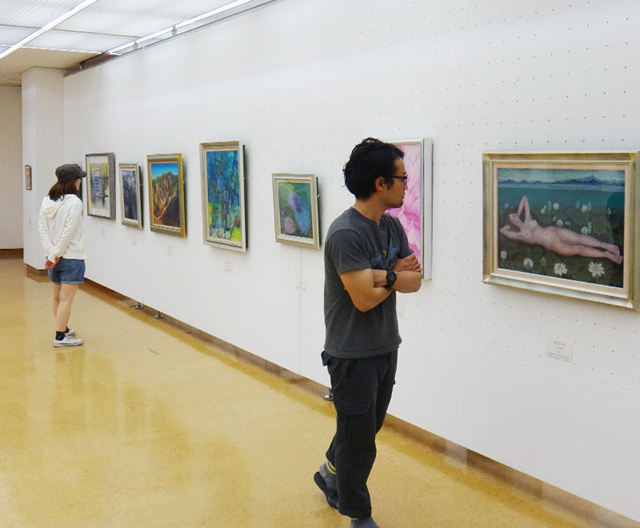 展示会/千葉の絵画教室