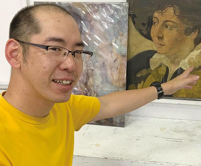 三船 健/千葉の絵画教室