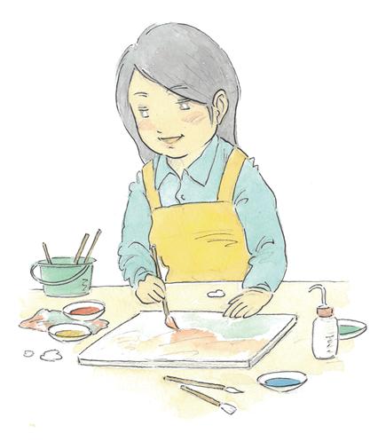 一般絵画教室 無料体験