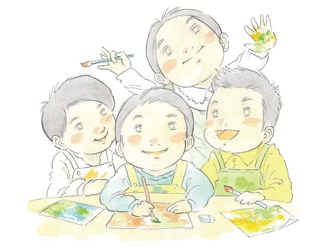 子ども絵画教室 無料体験